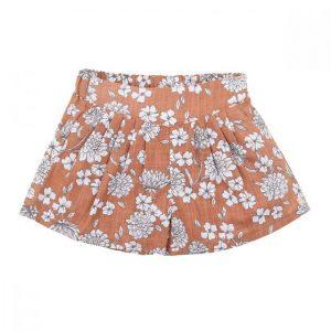 Bebe Chloe Print Shorts