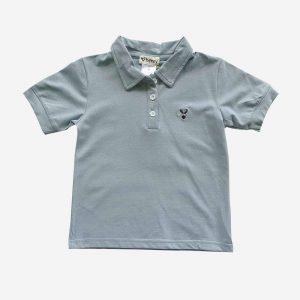 Love Henry Polo Shirt Blue