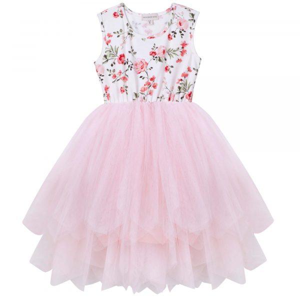 Designer Kidz Penny Luna Tutu Dress Pink