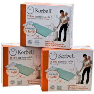Korbell Nappy Disposal System Refill