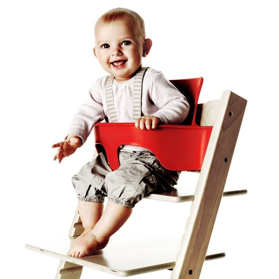 Stokke Tripp Trapp & Babyset with FREE Food Tray