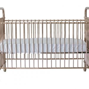 Incy Ellie Rose Gold Cot