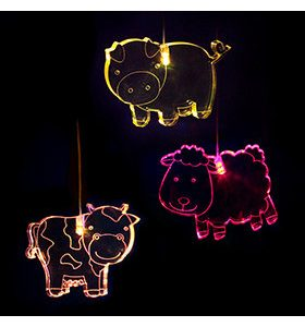 LED Mobile Farmyard