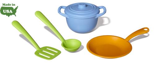 Green Toys Chef Set 2+