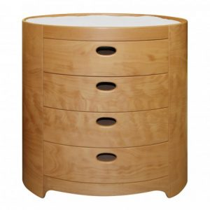 Cocoon 4 Drawer Chest Changer