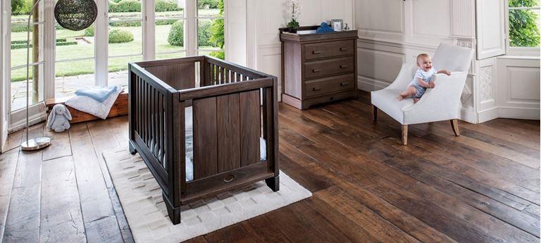 Boori Eton Expandable Nursery Package Nursery Furniture