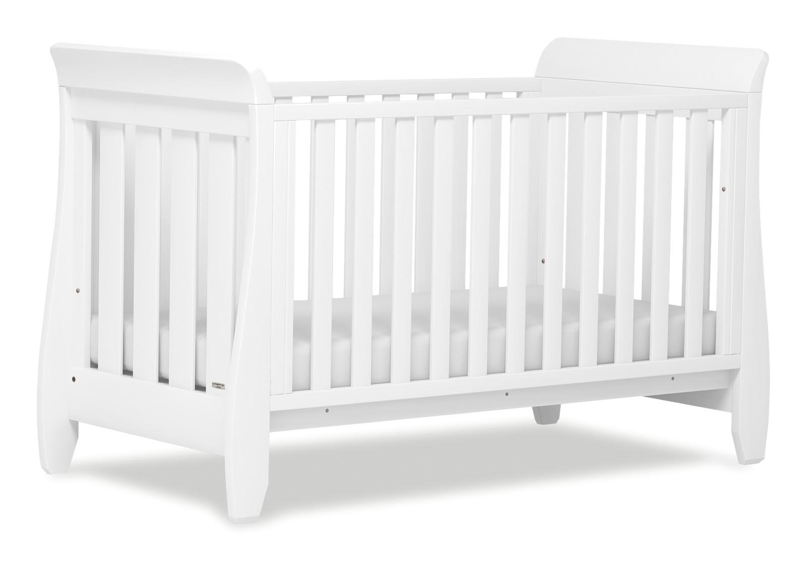 Boori Urbane Sleigh Cot Bed