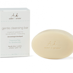 Aden + Anais Gentle Cleansing Bar