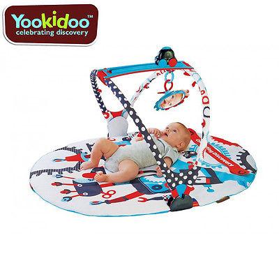 Yookidoo Gymotion Robo Playland