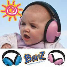 Banz Mini Earmuffs 3m+