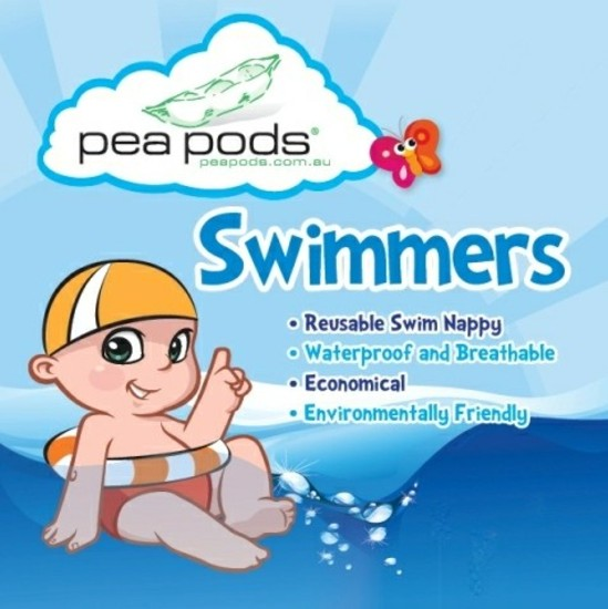 Pea Pods Swimmers