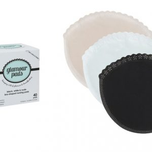 Glamour Pads 40 Pack