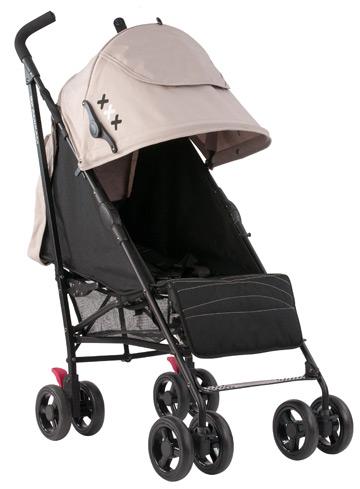 Babylove Maxima Layback Stroller