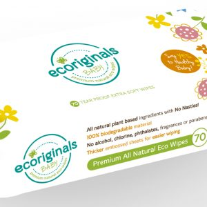 Ecoriginals Baby Wipes