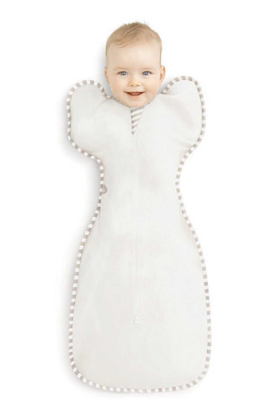 Swaddle Up Organic Cream 1.0Tog by Love to Dream