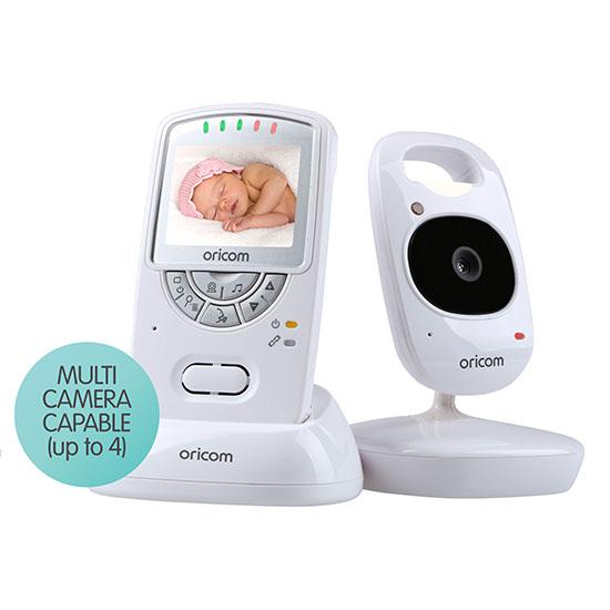 Oricom Secure 710 Digital Video Baby Monitor